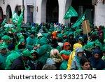 brussels  belgium. 2nd oct.... | Shutterstock . vector #1193321704