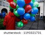 brussels  belgium. 2nd oct.... | Shutterstock . vector #1193321731