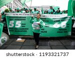 brussels  belgium. 2nd oct.... | Shutterstock . vector #1193321737