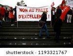 brussels  belgium. 2nd oct.... | Shutterstock . vector #1193321767