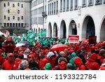 brussels  belgium. 2nd oct.... | Shutterstock . vector #1193322784