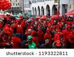 brussels  belgium. 2nd oct.... | Shutterstock . vector #1193322811