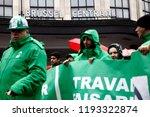 brussels  belgium. 2nd oct.... | Shutterstock . vector #1193322874