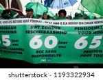 brussels  belgium. 2nd oct.... | Shutterstock . vector #1193322934