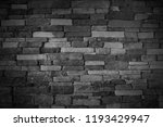 old brick wall  old texture.  | Shutterstock . vector #1193429947