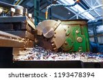 the part is installed on a... | Shutterstock . vector #1193478394