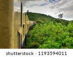gokteik railway bridge in... | Shutterstock . vector #1193594011