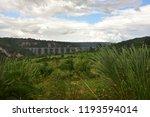 gokteik railway bridge in... | Shutterstock . vector #1193594014