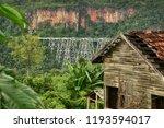 gokteik railway bridge in... | Shutterstock . vector #1193594017