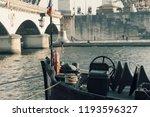 piece of boat equipment   ships ... | Shutterstock . vector #1193596327