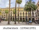 barcelona  spain   april 17 ... | Shutterstock . vector #1193611951