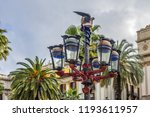 barcelona  spain   april 17 ... | Shutterstock . vector #1193611957