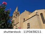 the collegial church saint...   Shutterstock . vector #1193658211