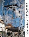 grantham england sptember 28 ... | Shutterstock . vector #1193675527