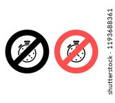 the stopwatch ban  prohibition...