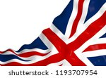 waving flag of the great... | Shutterstock . vector #1193707954