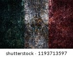 grunge mexico flag | Shutterstock . vector #1193713597