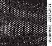 halftone black overlay texture. ... | Shutterstock .eps vector #1193715421