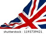waving flag of the great... | Shutterstock . vector #1193739421