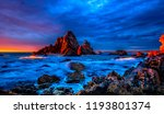 camel rock  situated just a few ... | Shutterstock . vector #1193801374