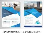 template vector design for... | Shutterstock .eps vector #1193804194