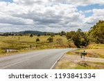 australian countryside. road... | Shutterstock . vector #1193841334