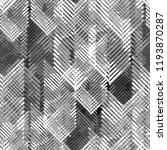 seamless pattern with zigzag... | Shutterstock . vector #1193870287