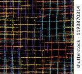 seamless pattern tweed design....   Shutterstock . vector #1193870314
