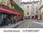 paris   sept. 21  2018 ...   Shutterstock . vector #1193892487