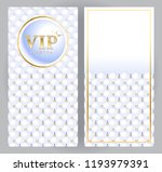 elegant vip premium invitation... | Shutterstock .eps vector #1193979391