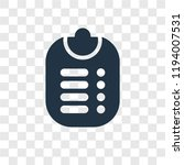check list vector icon isolated ...
