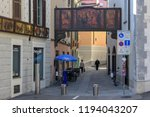 mendrisio  switzerland   8... | Shutterstock . vector #1194043207