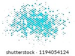 light blue vector background... | Shutterstock .eps vector #1194054124