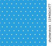 octoberfest pattern. blue... | Shutterstock . vector #1194061477