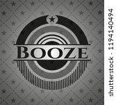 booze dark icon or emblem | Shutterstock .eps vector #1194140494