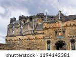 edinburgh  scotland   august 14 ... | Shutterstock . vector #1194142381