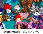 flea market   folk crafts.... | Shutterstock . vector #1194149797