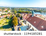 aerial view of litomerice and...   Shutterstock . vector #1194185281