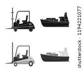 vector illustration of goods... | Shutterstock .eps vector #1194221077
