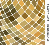 abstract vector stained glass... | Shutterstock .eps vector #1194222961