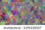 geometric design  mosaic ...   Shutterstock .eps vector #1194228337