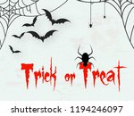 creative text of happy... | Shutterstock .eps vector #1194246097