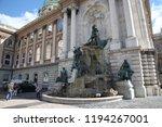budapest hungary   25 september ... | Shutterstock . vector #1194267001