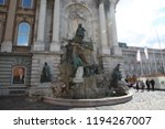 budapest hungary   25 september ... | Shutterstock . vector #1194267007