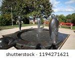 budapest hungary   25 september ... | Shutterstock . vector #1194271621