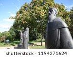 budapest hungary   25 september ... | Shutterstock . vector #1194271624