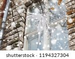 Season And Winter Concept  ...