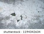 crack metal background   Shutterstock . vector #1194342634