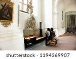 heidelberg germany august 25  ... | Shutterstock . vector #1194369907