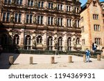 baden wurttemberg  germany  ...   Shutterstock . vector #1194369931
